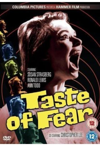 Taste of Fear [DVD] [2010]