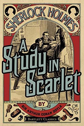 A Study In Scarlet A Sherlock Holmes Crime Mystery [Doyle, Sir Arthur Conan] (Tapa Blanda)
