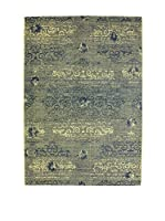 Tapis a Porter Alfombra Vetus Azul 110 x 170 cm