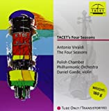 Tacets Four Seasons [VINYL] Vivaldi / Gaede / Polish Chamber Orchestra