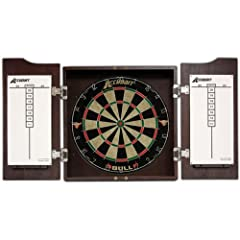 Buy Accudart Bull Dartboard Cabinet and Set by Accudart
