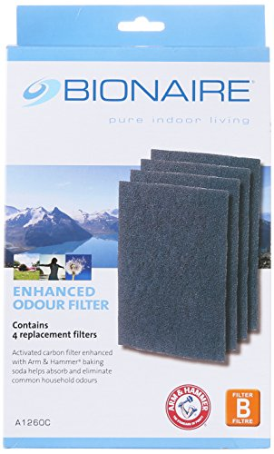 Bionaire Enhanced Odour Carbon Filter, A1260C-CN9