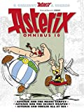 img - for Asterix Omnibus 10: Includes Asterix and the Magic Carpet #28, Asterix and the Secret Weapon #29, Asterix and Obelix All at Sea #30 book / textbook / text book