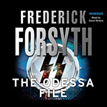 The Odessa File Audiobook by Frederick Forsyth Narrated by David Rintoul