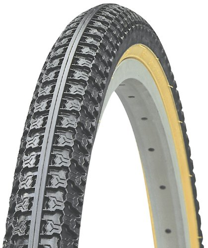 Kenda K53 Wire Bead Bicycle Tire, Gumwall, 26-Inch x 1.75-Inch