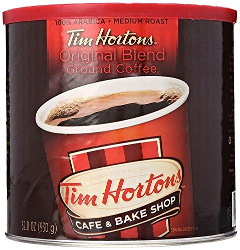 Tim Hortons 100% Arabica Medium Roast Original Blend Ground Coffee, 32.8 Ounce (Tim Horton Coffee Pot compare prices)