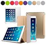 Ultra Slim Housse en cuir pour iPad M...
