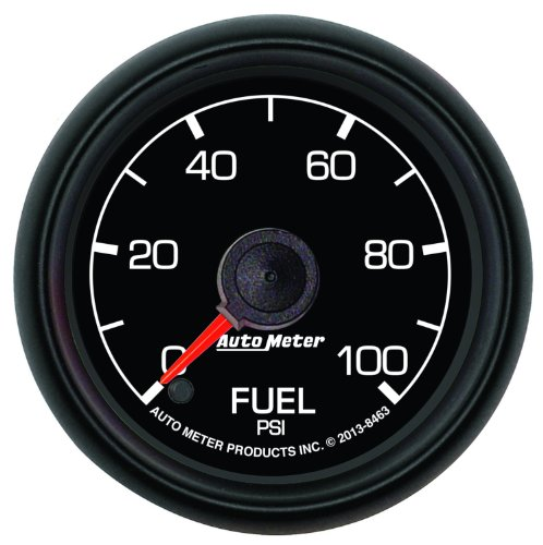 Auto Meter 8463 Ford Factory Match Electric Fuel Pressure Gauge