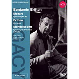 Legacy: Benjamin Britten