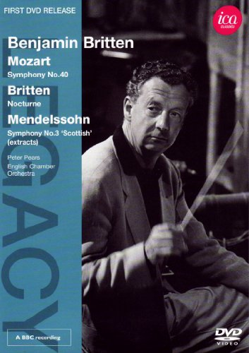 Buy Legacy: Benjamin Britten From amazon