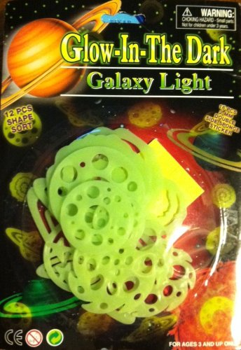 Glow in the Dark Shooting Star Light