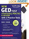 New GED� Test Strategies, Practice, a...