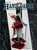 Handloader Magazine - June 1993 - Issue Number 163