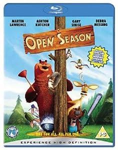 Open Season [Blu-ray] [2007] [Region Free]