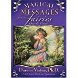 Magical Messages from the Fairies Oracle Cards: A 44-card Deck and Guidebook (Card Deck & Guidebook)Doreen Virtue�ɂ��