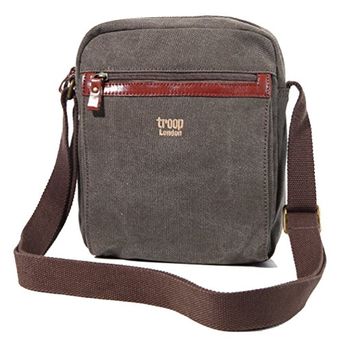 troop-london-brown-canvas-unisex-airport-travel-messenger-shoulder-bag0218brown
