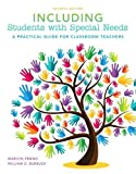 img - for Including Students with Special Needs: A Practical Guide for Classroom Teachers, Enhanced Pearson eText with Loose-Leaf Version -- Access Card Package (7th Edition) 7th edition by Friend, Marilyn, Bursuck, William D. (2014) Loose Leaf book / textbook / text book