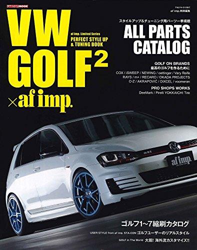 VW GOLF×af imp.2 (CARTOPMOOK)