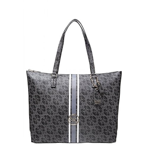 GUESS HERITAGE SPORT TOTE SG456724 BLACK