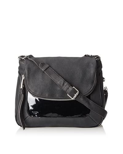 Aimee Kestenberg Women's Jackie Cross-Body, Black