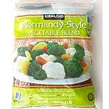 カークランドシグネチャー ノルマンディースタイル ベジタブルブレンド(冷凍野菜) 2.49kg