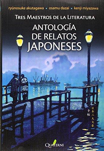 ANTOLOGIA DE RELATOS JAPONESES