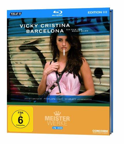 Vicky Cristina Barcelona - Meisterwerke in HD Edition 3/Teil 13 [Alemania] [Blu-ray]