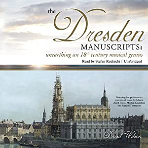 The Dresden Manuscripts Audiobook