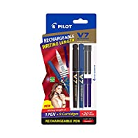 by Pilot(18)Buy: Rs. 135.00Rs. 109.003 used & newfromRs. 109.00