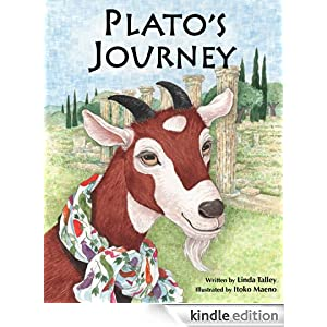 Free Kindle Book: Plato's Journey, by Linda Talley, Itoko Maeno