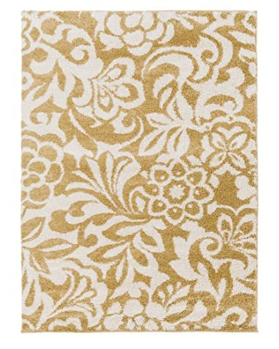 Surya Swift Floral Plush Rug