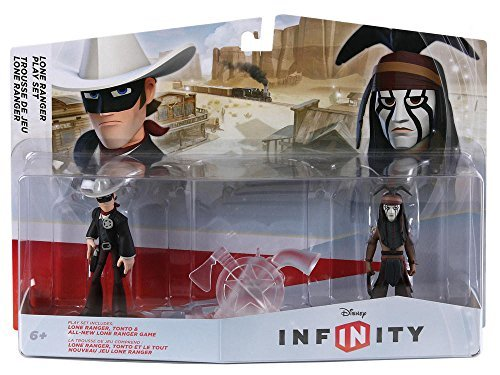 Disney Infinity Lone Ranger Playset Pack (Xbox 360/PS3/Nintendo 3DS/Wii/Wii U) by Disney (Lone Ranger Playset compare prices)