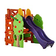 ECR4Kids Tree Top Climb and Slide Pla…