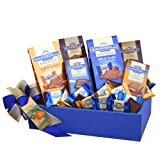 California Delicious Ghirardelli Chocolate Party Gift Basket