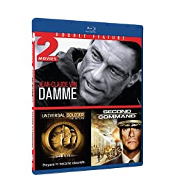 Universal Soldier: The Return &amp; Second in Command - BD Double Feature [Blu-ray]