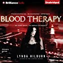 Blood Therapy: Kismet Knight, Vampire Psychologist, Book 2 (       UNABRIDGED) by Lynda Hilburn Narrated by Kate Rudd