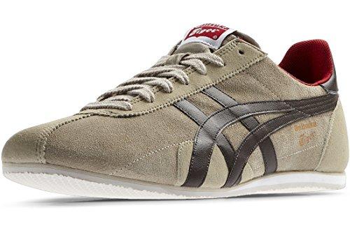 Onitsuka Tiger Runspark, Sneaker uomo Beige beige, Beige (Sand/Dark Brown), 44