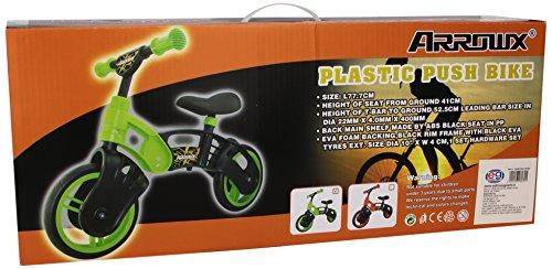 Editrice Giochi 8030 - Bicicletta Senza Pedali, Verde