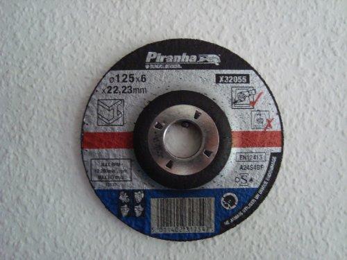 Black & Decker - Metalltrennscheibe / Flex 125x6x22,23mm X32055