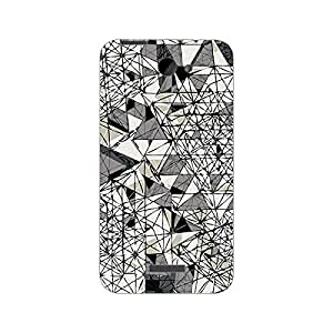 Garmor Designer Plastic Back Cover For HTC One X