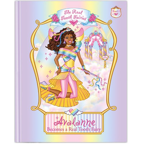 avalanne becomes a real tooth fairy the real tooth fairies book series rachel e frankel a m. Black Bedroom Furniture Sets. Home Design Ideas