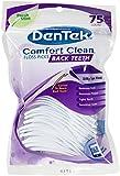 Dentek Floss Picks Comfort Clean Fresh Mint 75'S Bagged