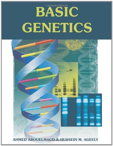 Basic Genetics: Textbook And Activities