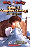 img - for Ready, Freddy! #6: Help! A Vampire's Coming! book / textbook / text book
