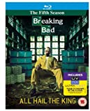 Image de Breaking Bad-Season 5 [Blu-ray] [Import anglais]