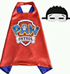 CMJ Paw Patrol Cape & Mask Boys Girls...