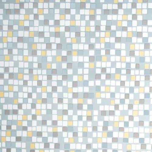 foil jumbo silver mosaic 12'