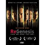 ReGenesis: Season Oneby Peter Outerbridge