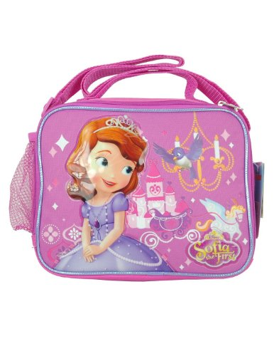 Disney Sofia the First Princess Soft Lunch Kit - 1