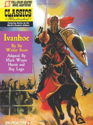 Classics Illus 13 Ivanhoe HC (Classics Illustrated)
